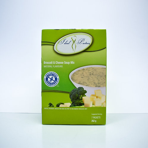 Ideal Protein Broccoli & Cheese Soup Mix