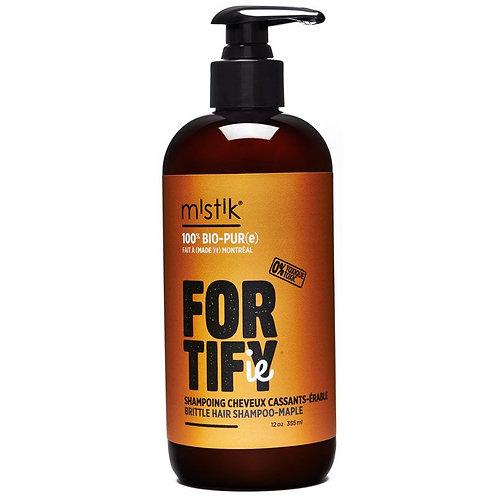 Mistik Hair Fortify Maple