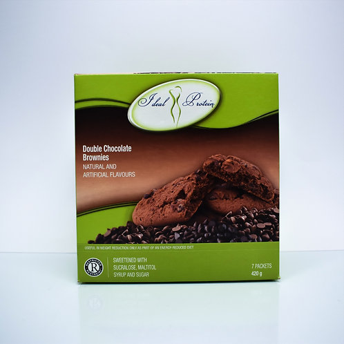 Ideal Protein Double Chocolate Brownies