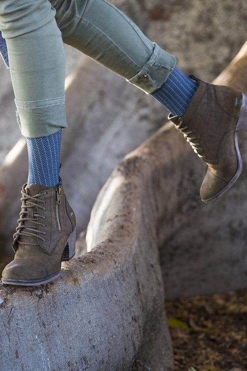 MEDI Rejuva Herringbone Compression Socks