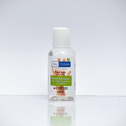 All Clean Natural Hand Sanitizer