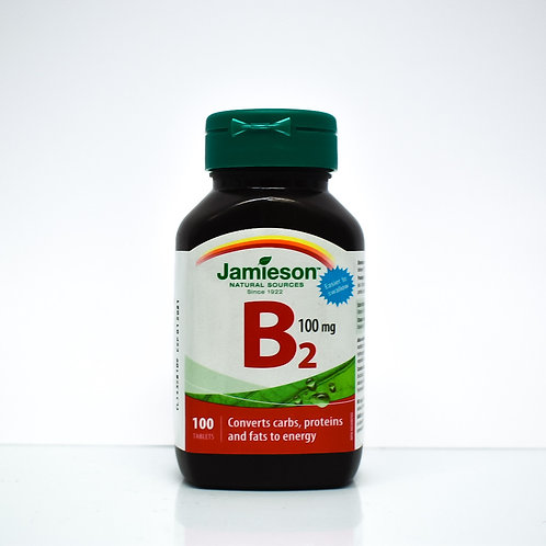 Jamieson Natural Vitamin B2