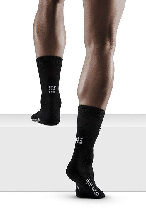 Hiking Light Merino Mid Cut Socks