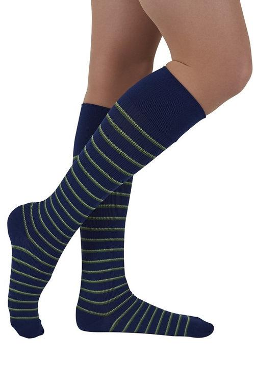 MEDI Rejuva Stripe Compression Socks