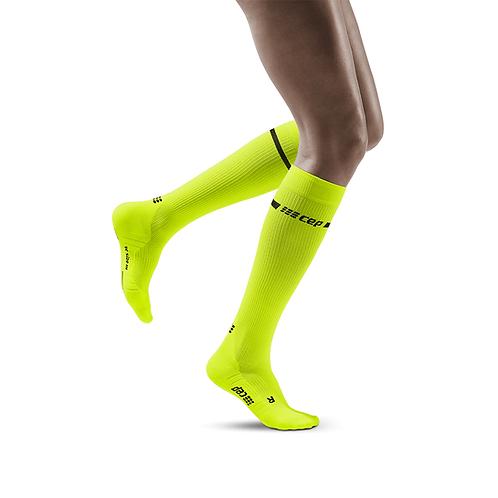 Neon Compression Socks