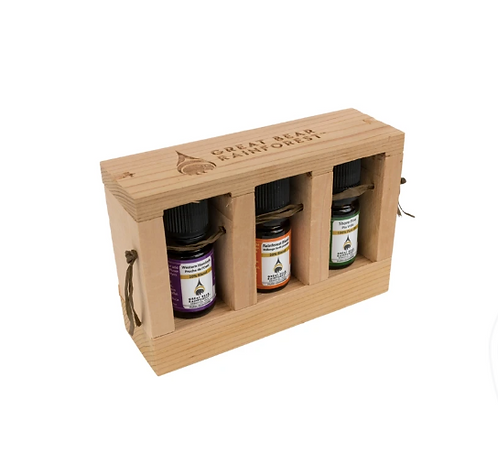 Great Bear Essential Oils - Gift Set
