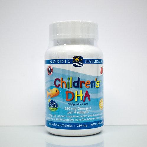 Nordic Naturals Children's DHA Soft Gels