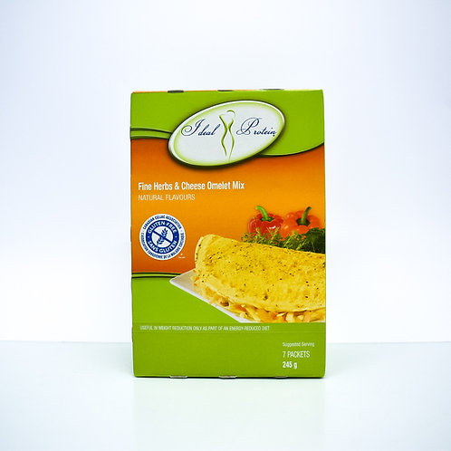 Ideal Protein Fine Herbs & Cheese Omlette Mix