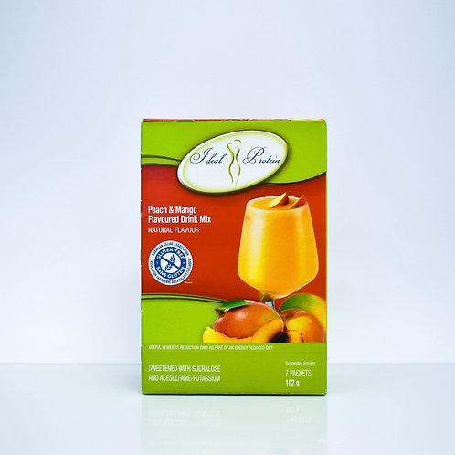 Ideal Protein Peach & Mango Drink Mix