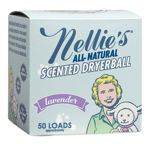 Lamby SCENTED Wool Dryerball