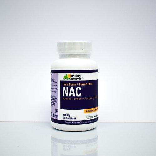 WestCoast Naturals Free Form NAC