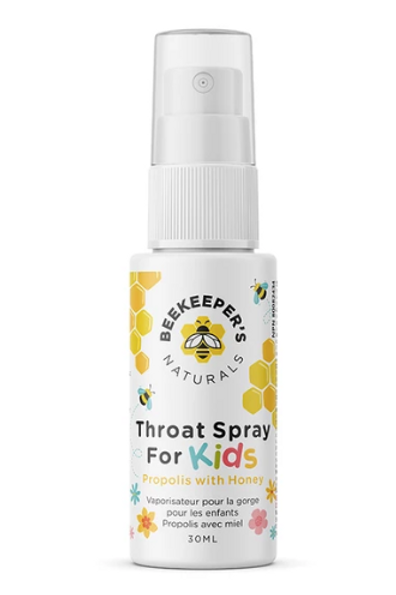Beekeeper's Throat Spray for Kids