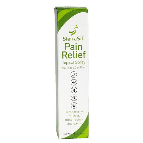Pain Relief Tropical Spray- 30 mL