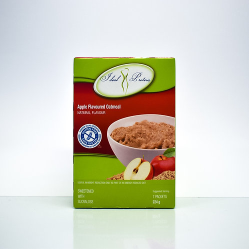 Ideal Protein Apple Oatmeal