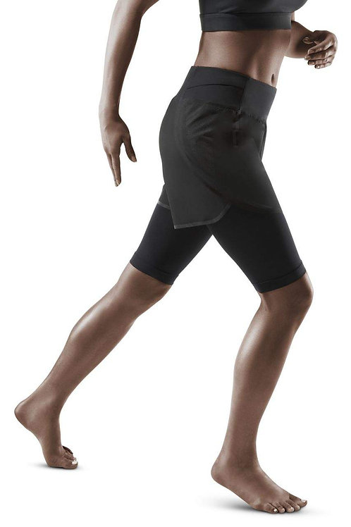 Run 2 In 1 Compression Shorts 3.0