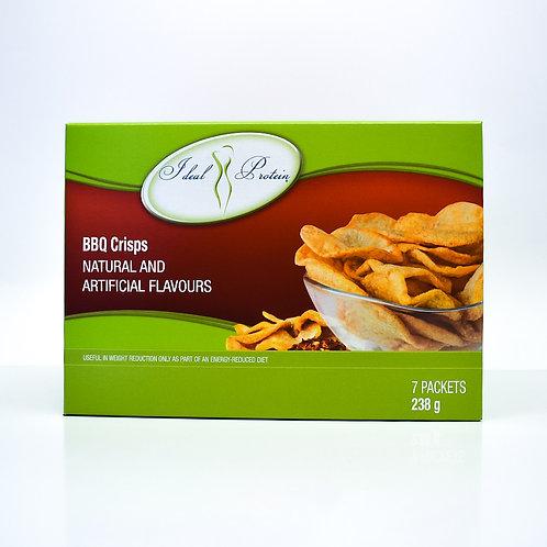 Ideal Protein BBQ Crisps