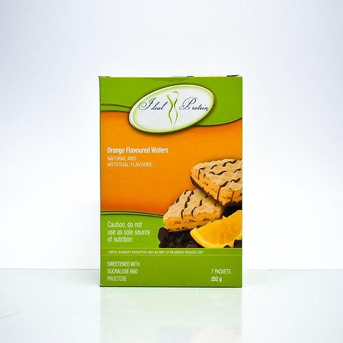 Ideal Protein Orange Wafers