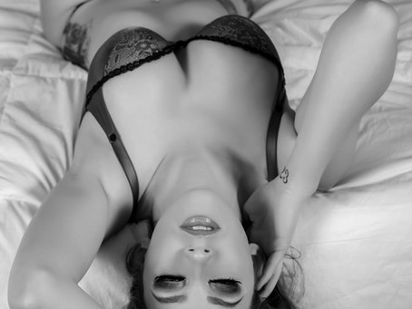 Why A Boudoir Shoot Will Change Your Life