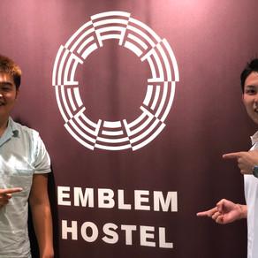 【HafHで暮らす旅 〜エンブレムホステル西新井〜】&【POOLOのご紹介】