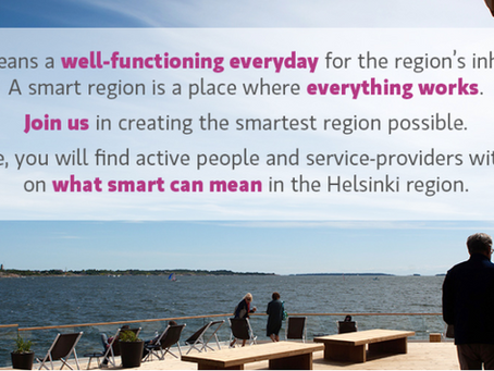 Helsinki Smart Region – exclusive interview with Johanna Juselius
