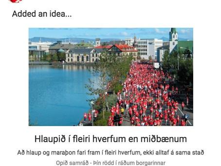 Open Government: Better Reykjavík