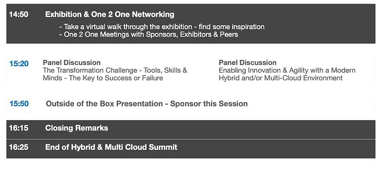 2Hybrid Cloud Summit - Concept Agenda.pn