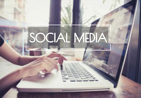 Social Media Sponsor