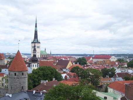 Estonia – the First Truly Digital Country
