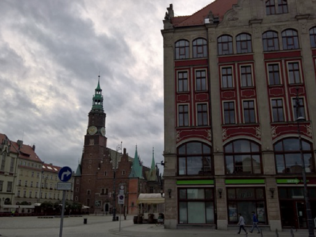 Co-Creating in Wroclaw – a research paper by Karolina Peret & Geodesignhub