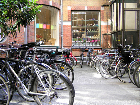 Designing Cities for Bikes….not Cars