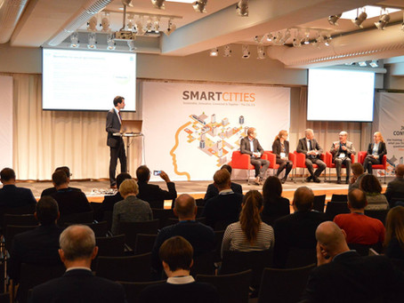 Nordic Smart Cities 2017 – Interview with Philip Bell, Head of Production