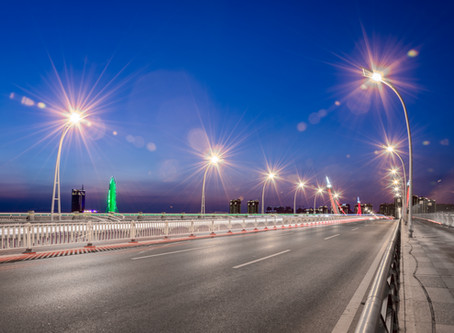 Smart Lighting will make the Cities Safer – just not the way you thought