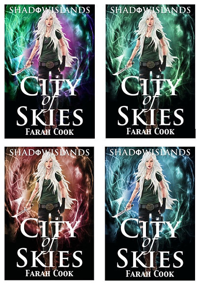 city of skies concept covers