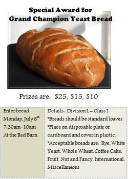 Grand Champion Yeast Bread