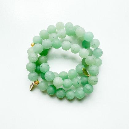 Green Aventurine Bracelet 3PK