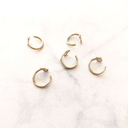 Gold Filled Ear Cuffs - One Size