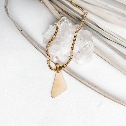 Scalene Box Chain Necklace