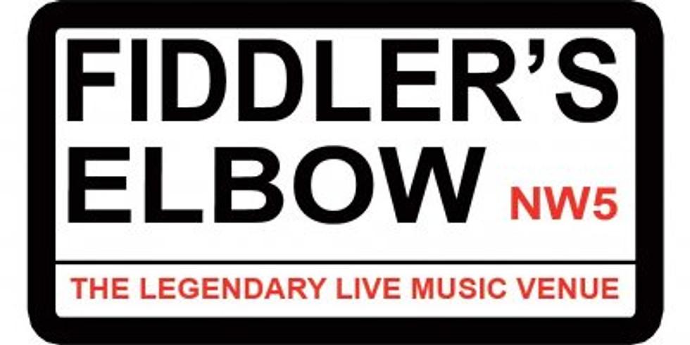 Motown Jam @ Fiddler's Elbow with Motor City Revue