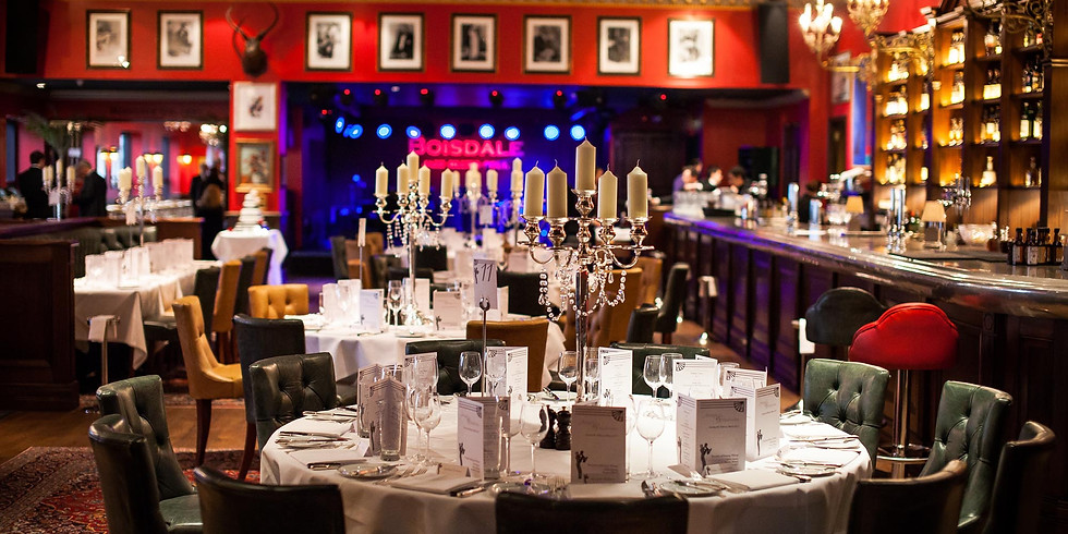 MotorCity Revue at Boisdale, Canary Wharf