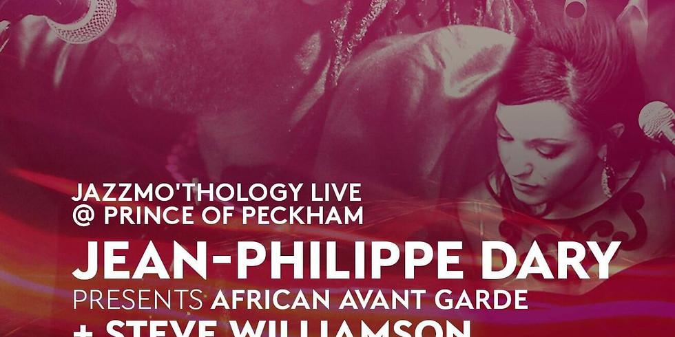 Jazzmo'thology: Amelia Hope supporting Jean-Philippe Dary & Steve Williamson