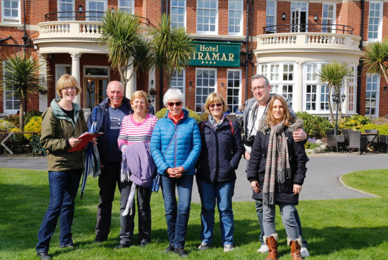 A strolling tour of Bournemouth