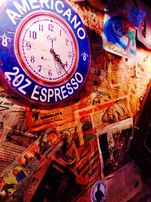A trip to the Espresso Kitchen