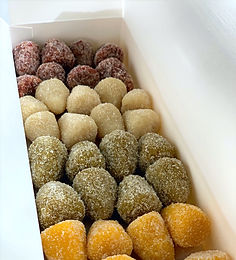 PERSIAN MULBERRY MARZIPAN (TOOT)