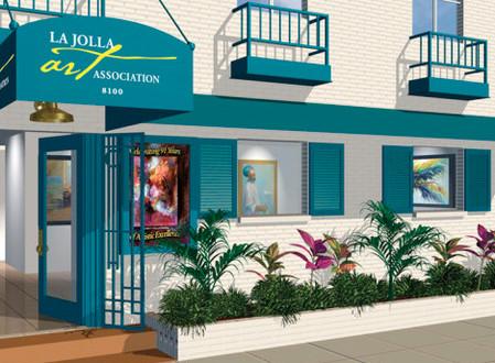 LA JOLLA SHORES GALLERY CLOSES