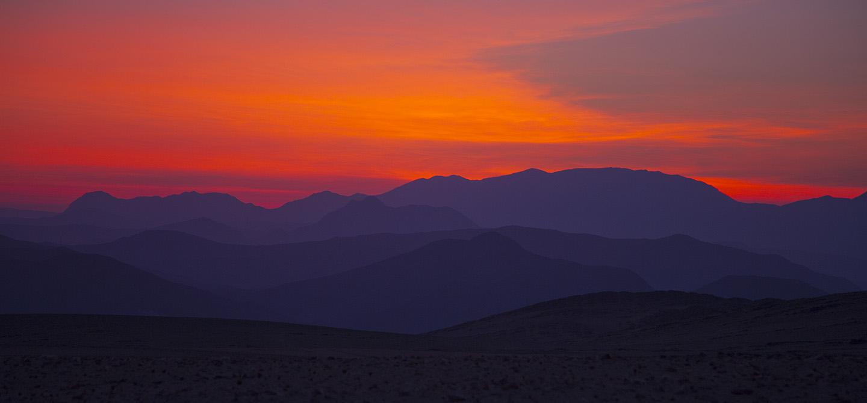 Dune Sunrise Sera Cafema