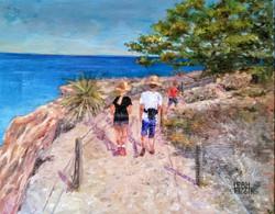 Higgins_Torrey Pines Walk