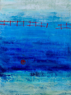 Hinaekin The Red Fence