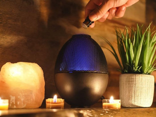 Feel Good Everyday: Essential oils for stress management