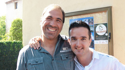 Ramon Godino y Joaquim Bundó
