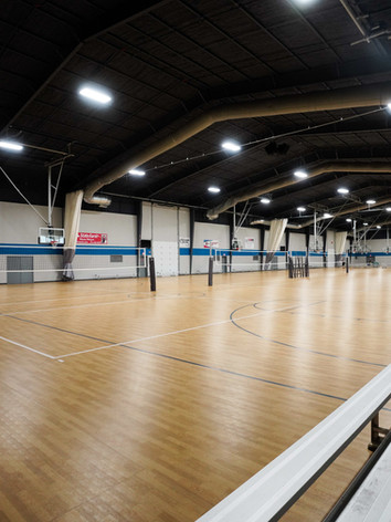 Basketball and Volleyball Open Gym